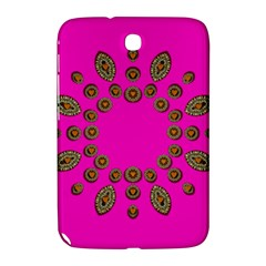 Sweet Hearts In  Decorative Metal Tinsel Samsung Galaxy Note 8 0 N5100 Hardshell Case