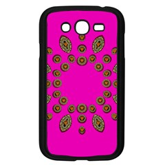 Sweet Hearts In  Decorative Metal Tinsel Samsung Galaxy Grand Duos I9082 Case (black)