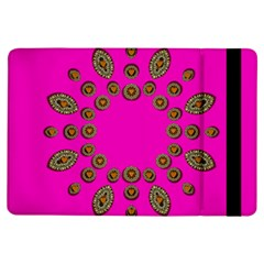 Sweet Hearts In  Decorative Metal Tinsel Ipad Air Flip