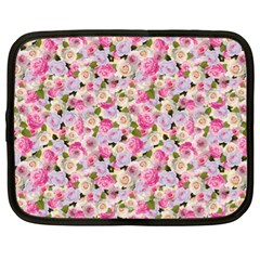 Gardenia Sweet Netbook Case (xl)