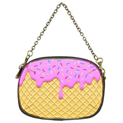 Strawberry Ice Cream Chain Purses (one Side)