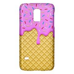 Strawberry Ice Cream Galaxy S5 Mini