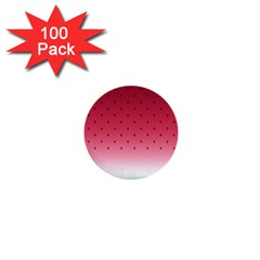 Watermelon 1  Mini Buttons (100 Pack)