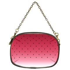 Watermelon Chain Purses (two Sides)