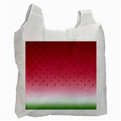 Watermelon Recycle Bag (two Side)