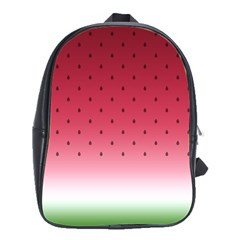 Watermelon School Bag (large)