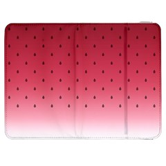 Watermelon Samsung Galaxy Tab 7  P1000 Flip Case
