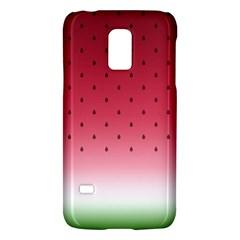 Watermelon Galaxy S5 Mini