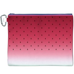 Watermelon Canvas Cosmetic Bag (xxxl)