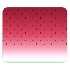 Watermelon Double Sided Flano Blanket (small)