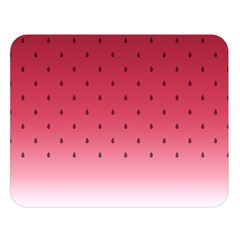 Watermelon Double Sided Flano Blanket (large)