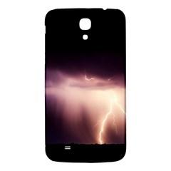 Storm Weather Lightning Bolt Samsung Galaxy Mega I9200 Hardshell Back Case