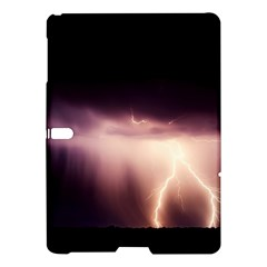 Storm Weather Lightning Bolt Samsung Galaxy Tab S (10 5 ) Hardshell Case