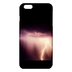 Storm Weather Lightning Bolt Iphone 6 Plus/6s Plus Tpu Case