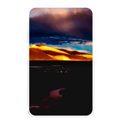 India Sunset Sky Clouds Mountains Memory Card Reader