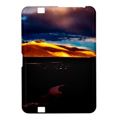 India Sunset Sky Clouds Mountains Kindle Fire Hd 8 9