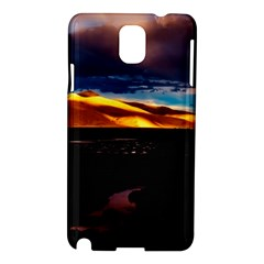 India Sunset Sky Clouds Mountains Samsung Galaxy Note 3 N9005 Hardshell Case
