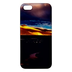 India Sunset Sky Clouds Mountains Iphone 5s/ Se Premium Hardshell Case
