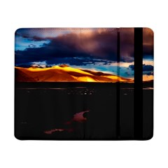 India Sunset Sky Clouds Mountains Samsung Galaxy Tab Pro 8 4  Flip Case