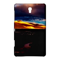 India Sunset Sky Clouds Mountains Samsung Galaxy Tab S (8 4 ) Hardshell Case