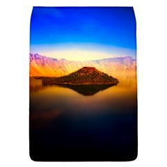 Crater Lake Oregon Mountains Flap Covers (s)