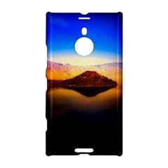 Crater Lake Oregon Mountains Nokia Lumia 1520
