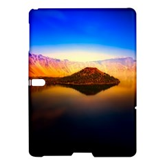 Crater Lake Oregon Mountains Samsung Galaxy Tab S (10 5 ) Hardshell Case