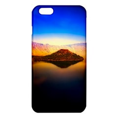 Crater Lake Oregon Mountains Iphone 6 Plus/6s Plus Tpu Case