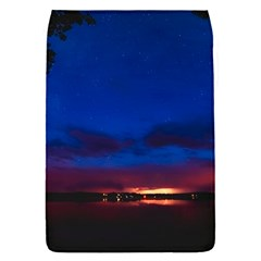 Canada Lake Night Evening Stars Flap Covers (s)