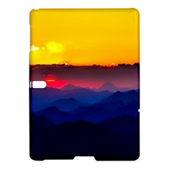 Austria Landscape Sky Clouds Samsung Galaxy Tab S (10 5 ) Hardshell Case