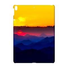 Austria Landscape Sky Clouds Apple Ipad Pro 10 5   Hardshell Case