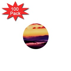 Great Smoky Mountains National Park 1  Mini Buttons (100 Pack)