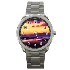 Great Smoky Mountains National Park Sport Metal Watch