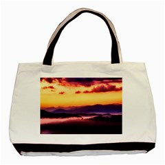 Great Smoky Mountains National Park Basic Tote Bag