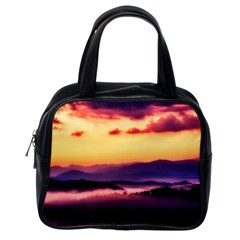 Great Smoky Mountains National Park Classic Handbags (one Side)