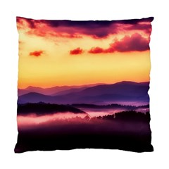 Great Smoky Mountains National Park Standard Cushion Case (one Side)