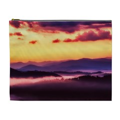 Great Smoky Mountains National Park Cosmetic Bag (xl)