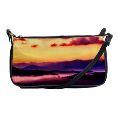 Great Smoky Mountains National Park Shoulder Clutch Bags