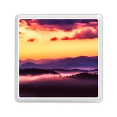 Great Smoky Mountains National Park Memory Card Reader (square)