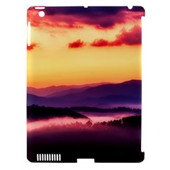 Great Smoky Mountains National Park Apple Ipad 3/4 Hardshell Case (compatible With Smart Cover)