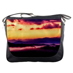 Great Smoky Mountains National Park Messenger Bags