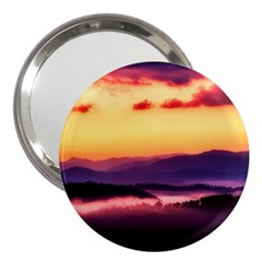 Great Smoky Mountains National Park 3  Handbag Mirrors