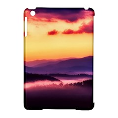 Great Smoky Mountains National Park Apple Ipad Mini Hardshell Case (compatible With Smart Cover)