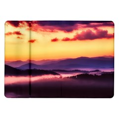 Great Smoky Mountains National Park Samsung Galaxy Tab 10 1  P7500 Flip Case