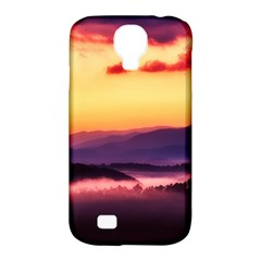 Great Smoky Mountains National Park Samsung Galaxy S4 Classic Hardshell Case (pc+silicone)