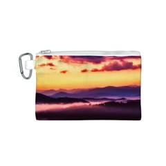 Great Smoky Mountains National Park Canvas Cosmetic Bag (s)