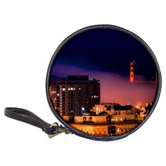 San Francisco Night Evening Lights Classic 20 Cd Wallets