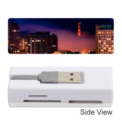 San Francisco Night Evening Lights Memory Card Reader (stick)