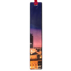 San Francisco Night Evening Lights Large Book Marks