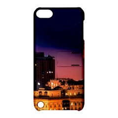 San Francisco Night Evening Lights Apple Ipod Touch 5 Hardshell Case With Stand